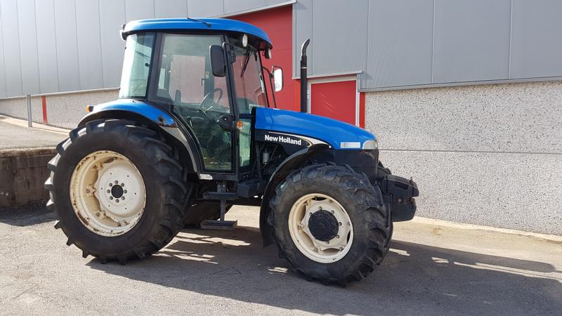 New Holland TD 95