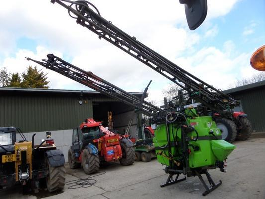 Other TECNOMA TX VARIOTEC 20 METRE MOUNTED SPRAYER
