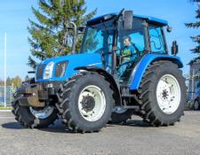 New Holland TL 100A - 2007 ROK