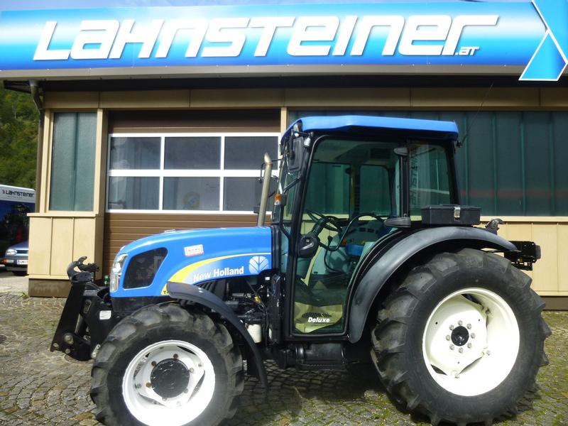 New Holland T4020 DeLuxe