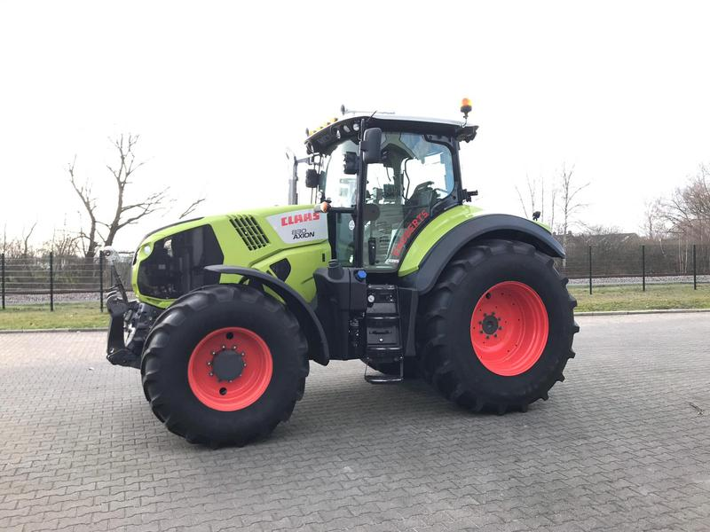 Claas Axion 830 cebis hexashift