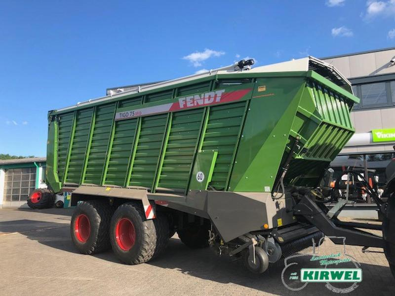 Sonstige / Other Fendt Tigo 75 XR