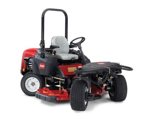 Toro Groundsmaster 360 Quad-Steer 4WD