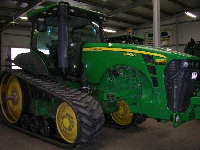 John Deere JD 8345RT