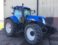 New Holland T7060 Power Command