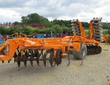 Simba SOLO 330ST 3.3 metre Trailed Disc Tine Disc Press Cultivator, 2007