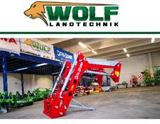 Metal-Technik Tytan MT 02   PROFI Frontlader John Deere New Holland Fendt
