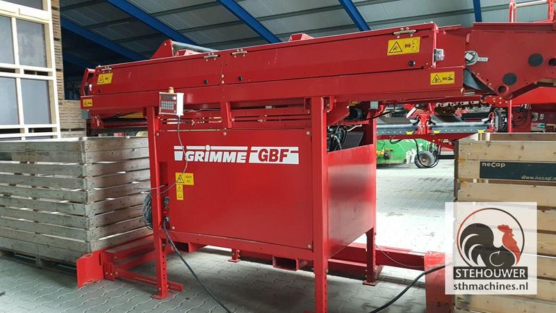 Grimme GBF L-S-L (NT) #4255