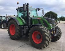 Fendt 724 Profi Plus Tractor *APRIL 2019* (ST2026)