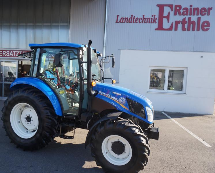 New Holland T4.55 Powerstar