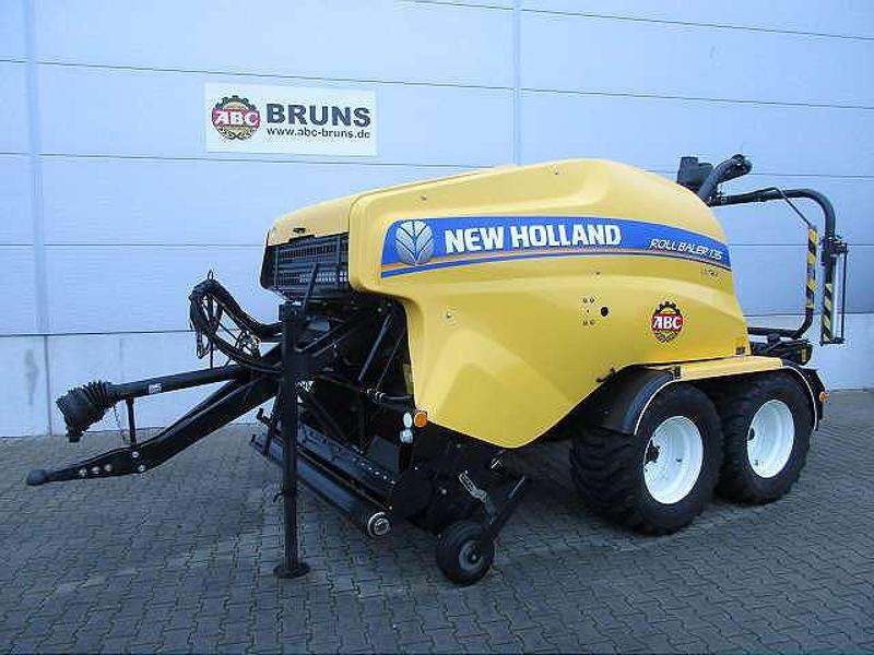 New Holland RB 135 ULTRA COMBI