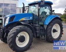 New Holland T 7040 POWER COMMAND