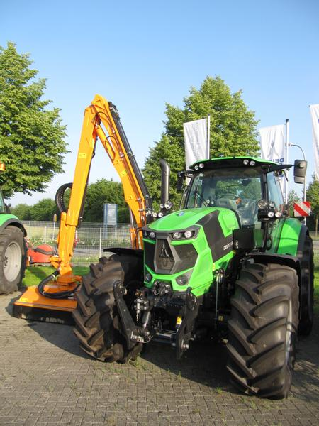 Deutz-Fahr 6155 RC Shift