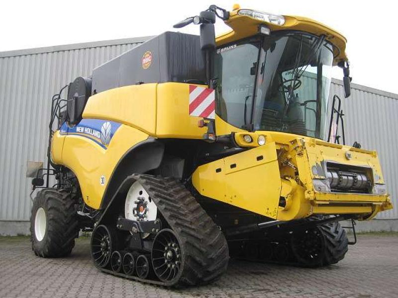 New Holland CR 9090 RAUPE SCR