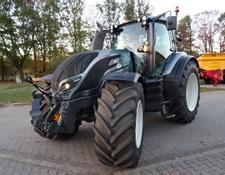 Valtra T 214 Direct, Frontzapfwelle