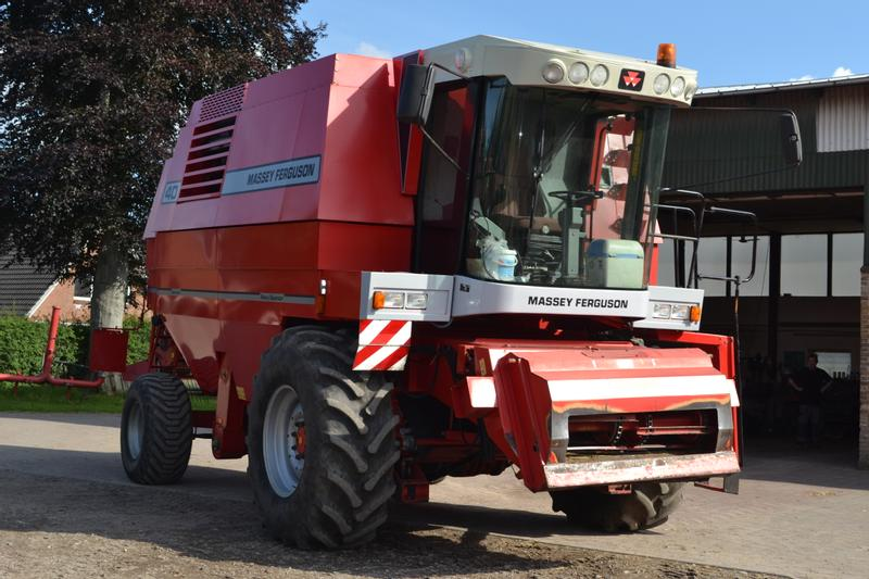 Massey Ferguson MF 40 RS (Auto-Level)