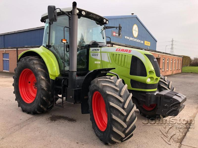 Claas ARION 610 C Tractor