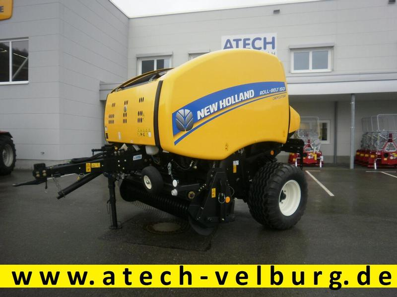 New Holland RB 150 CC