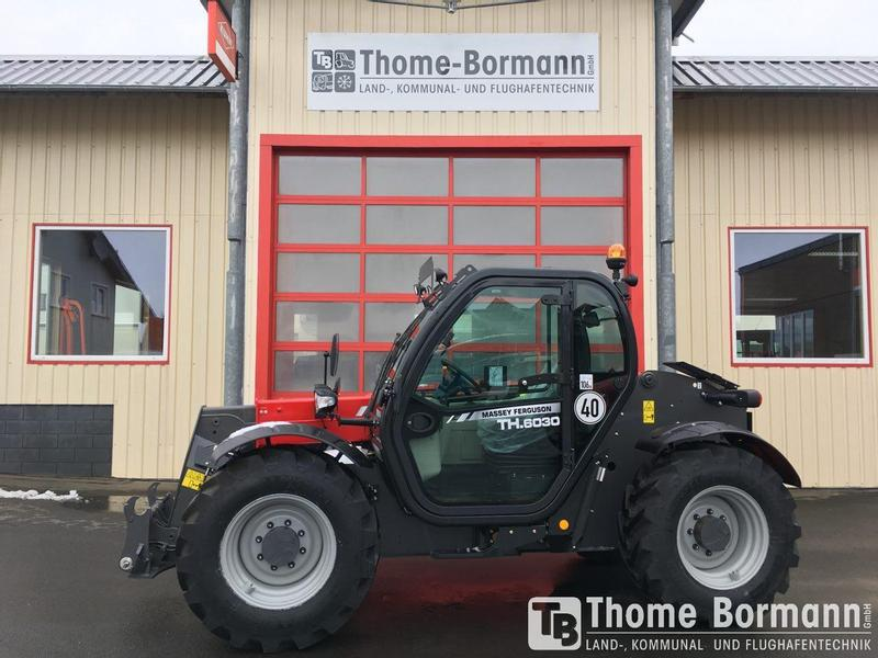 Massey Ferguson MF TH 6030