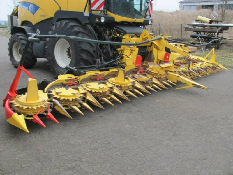 New Holland Maisvorsatz 900 S FI 12-reihig