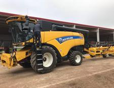 New Holland CX 7.80 - Super Preis