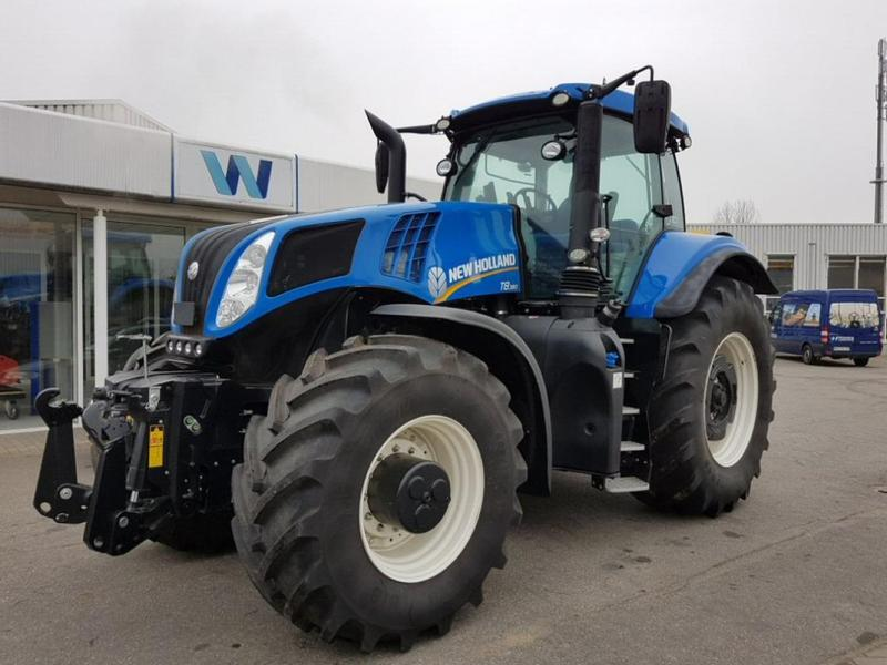 New Holland T 8.380 UC