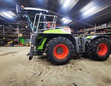 Claas Xerion 4000 Saddle Trac