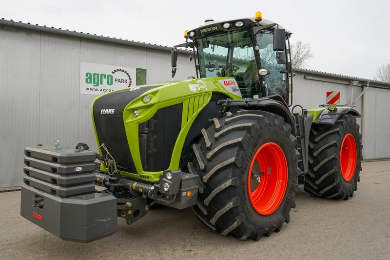 Claas Xerion 5000 VC DEMO (538 BStunden)
