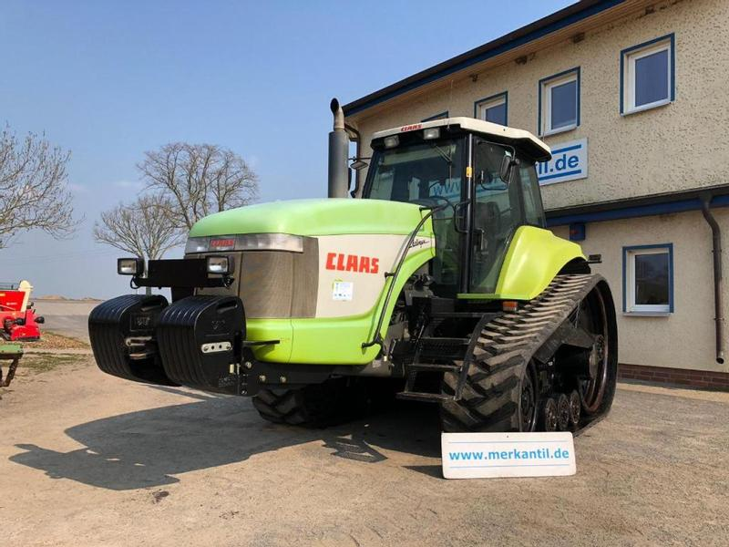 Claas Challenger CH 55