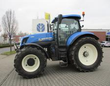New Holland T7.220 AutoCommand - Junge Maschine