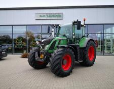 Fendt 722 Vario Profi Plus