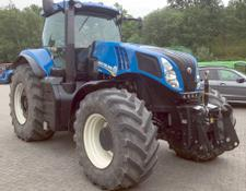 New Holland T8.390 UC Allrad Traktor