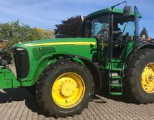 John Deere 8320 Allrad Traktor **Power-Shift-Getriebe**