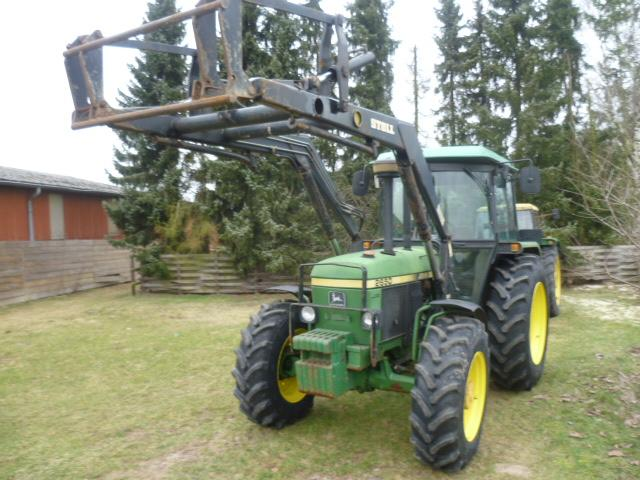 John Deere 2650 Power Synchron