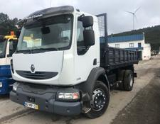 Renault /Midlum 14.220 DXI /Year 2008 /3x Side Kipper