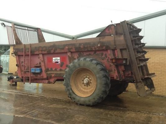 RICHARD WESTERN 10T DELILAH M/SPREADER