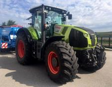 Claas Axion 850 C-Matic, Bj.15, S10 GPS,