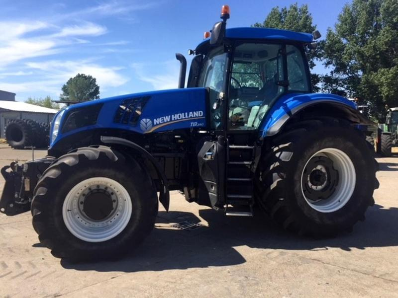 New Holland T8.390 VC, FKH, 1.731 Bh