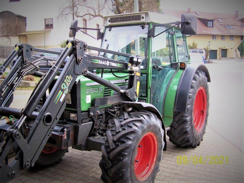 Fendt Farmer 260SA
