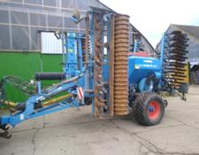 Lemken Soltair 9/600 KA-DS erst 4270 Ha