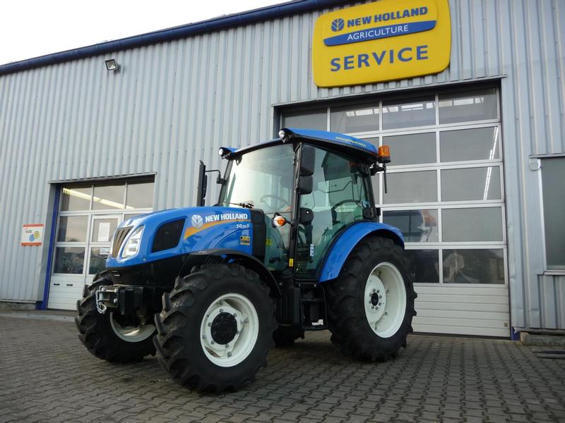 New Holland T4.75 S CAB 4WD