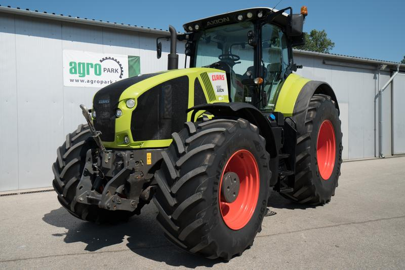Claas Axion 930 (3092 BStunden), CMATIC stufenloses Getriebe