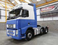 Volvo FH GLOBETROTTER XL 460 EURO 5, 6 X 2 TRACTOR UNIT - 2011 - DY11 KAA