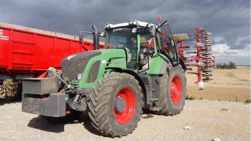 Fendt 927 VARIO PROFI PLUS