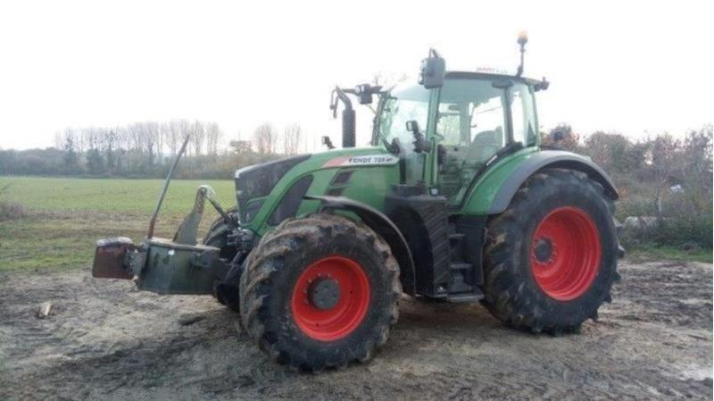 Fendt 720 POWER