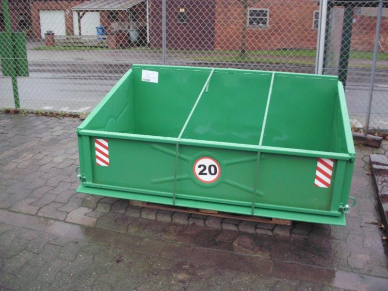 MENKE Heckcontainer 1,80 mtr.