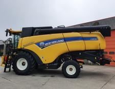 New Holland CX 8080 SL ELEVATION