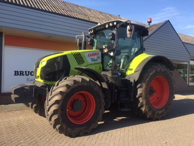 Claas Axion 810 C-matic Business
