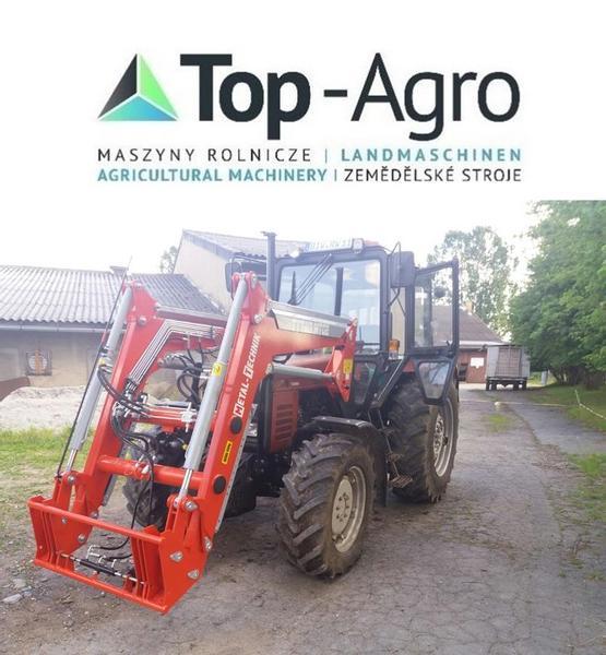 Deutz fahr frontlader traktor in bayern landshut