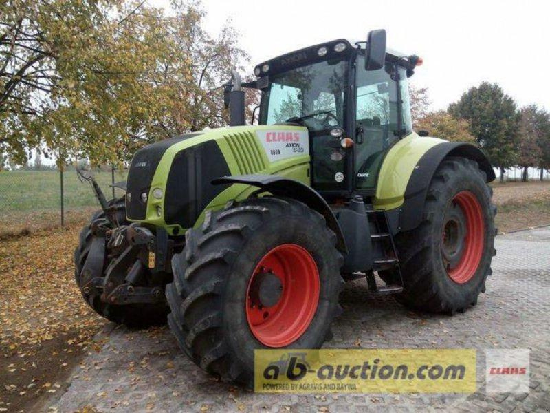 Claas SCHLEPPER AXION 840 CMATIC
